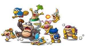 BISDX - Bowser Jr.'s Journey Troops