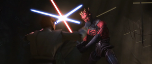 Darth Maul bashing