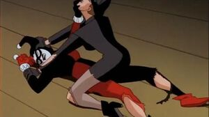 Harley Quinn vs Mercy Graves