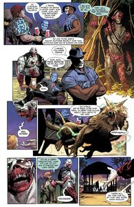 Justice League Dark Vol 2 14 Floronic Man, Papa Midnite, Solomon Grundys, Klarion the Witch Boy