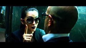 Li Bingbing- Transformers 4 Age of Extinction Elevator Scene