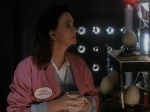 Tiptree telling Doc her plan