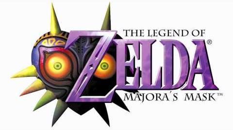 Zelda Majora's Mask Music - Majora's Wrath Battle