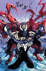 Absolute Carnage Symbiote Spider-Man Vol 1 1 Variant textless