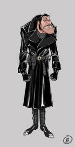 Dick Dastardly Alt. Costume Concept