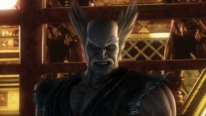 Heihachi's stare