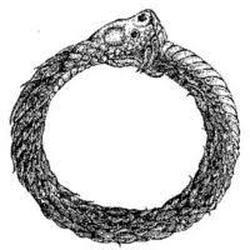 Hoop-snake