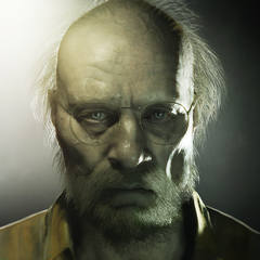 Jack Baker RE7 Avatar