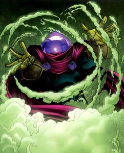 Mysterio Poster
