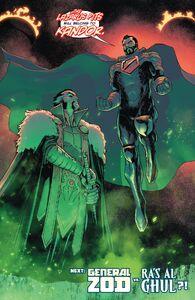 Ra's al Ghul and Zod