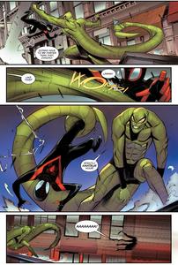 Scorpion vs Miles Morales 02