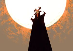 Shape Shifting Master of Darkness