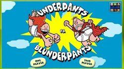 The Captain Underpants - Underpants vs Blunderpants