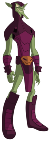 The Green Goblin SSM ID