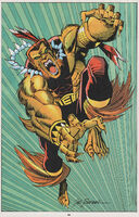 Thomas Fireheart (Earth-616) from Web of Spider-Man Annual Vol 1 10 0001