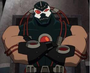 Bane Harley Quinn TV Series 0002