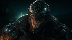 Carlton Drake and Riot (Klyntar) (Earth-TRN688) from Venom (film) 003