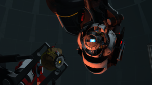 Corrupted Wheatley