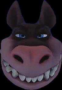 Crash Bandicoot N. Sane Trilogy Dingodile Head in Vortex