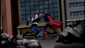 Darkseid vs Superman DCAU 01