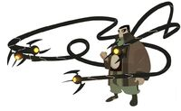 Doctor Octopus SSM ID