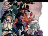 League of Villains (My Hero Academia)