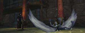Marishka floored video game