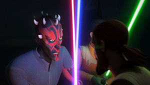Maul bounces
