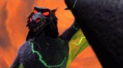 Rothbart The Great Animal CGI