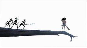 Samurai Jack S5E3 Jack kills The Seven Daughters of Aku PART 2