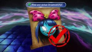 Skylanders Trap Team Spyro vs Dream Catcher Nightmare mode