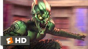 Spider-Man Movie (2002) - Green Goblin Attacks the Festival Scene (5 10) Movieclips