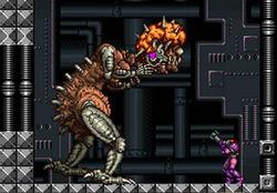 Super Mother Brain (Super Metroid)