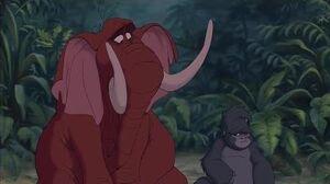 Tarzan - Clayton's betrayal HD