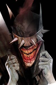 The Batman Who Laughs Vol 2 2 Textless Variant