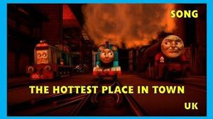 The Hottest Place in Town - UK - HD