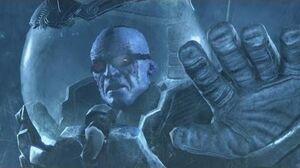 Batman Arkham Origins Cold Cold Heart Mr Freeze Boss Fight