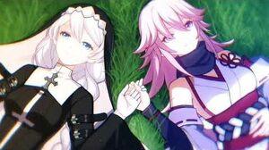 Honkai Impact 3rd - All Chapter Sakura Samsara Cutscene