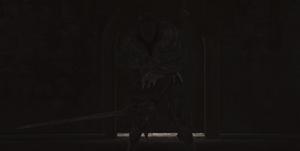 Lost Sinner in Darkness