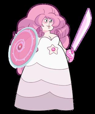 Rose Quartz (Pregnant)