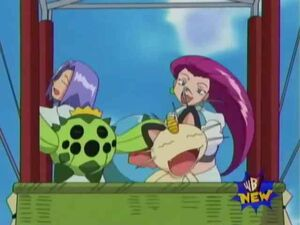 Team Rocket Fall Asleep