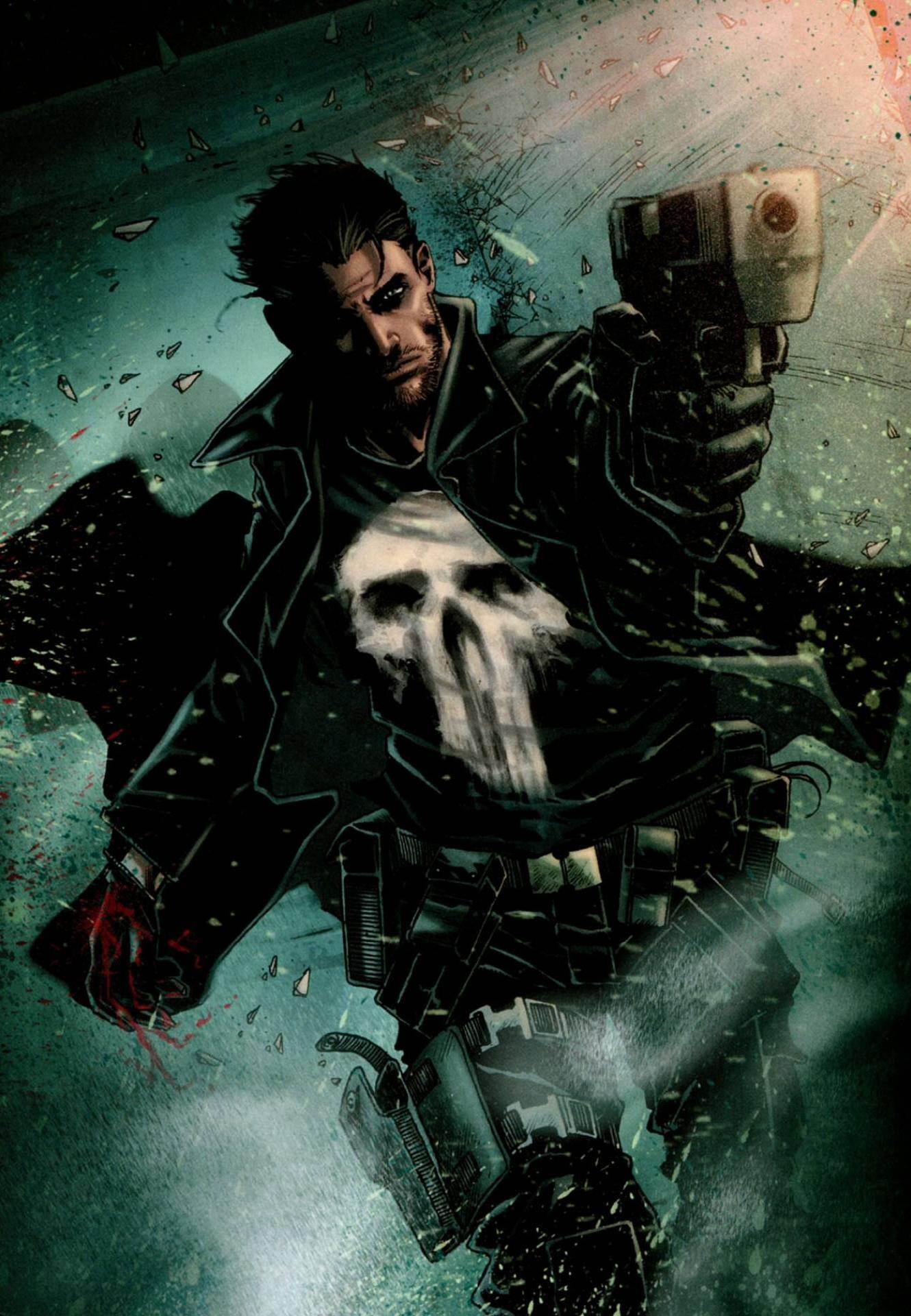 punisher villains wiki fandom powered by wikia