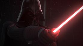 Vader struck