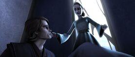Anakin reunited