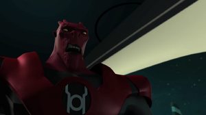 Atrocitus Green Lantern The Animated Series 07