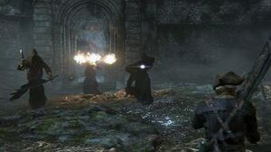 Bloodborne Shadow of Yharnam Boss Fight (1080p)