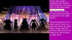 Character Analysis- Rinne Sonogami