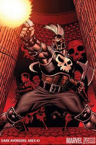 Dark Avengers Ares Vol 1 3 Textless (1)