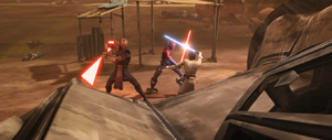 Darth Maul double duel