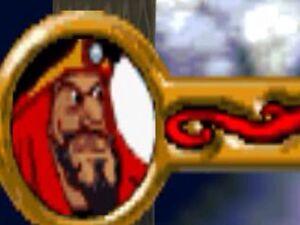 Evil Sultan Mugshot